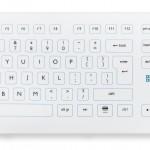 Wireless keyboard top