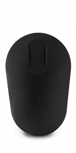 USB black mouse top